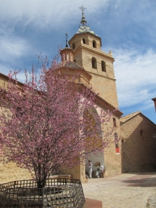 Cathedral at Albarracin